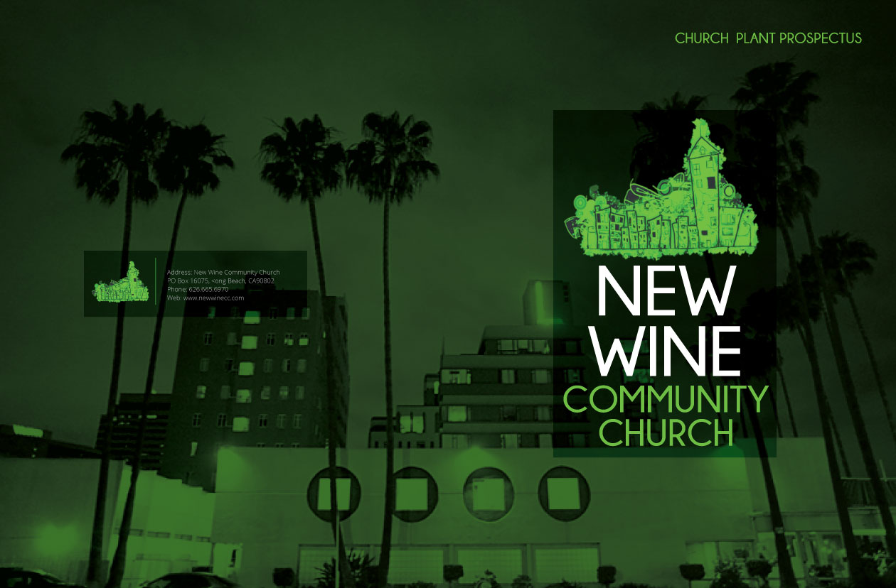New Wine Community Church Design Project