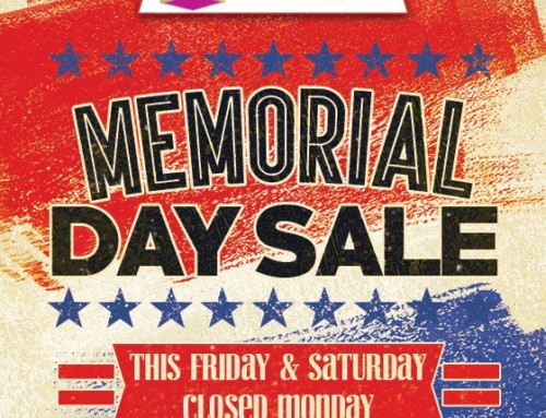 Memorial Day Email – Email Marketing – Chad Crowley Productions