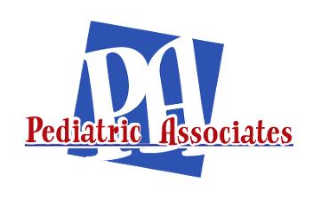 Pediatric Associates Logo Design by Chad Crowley Productions