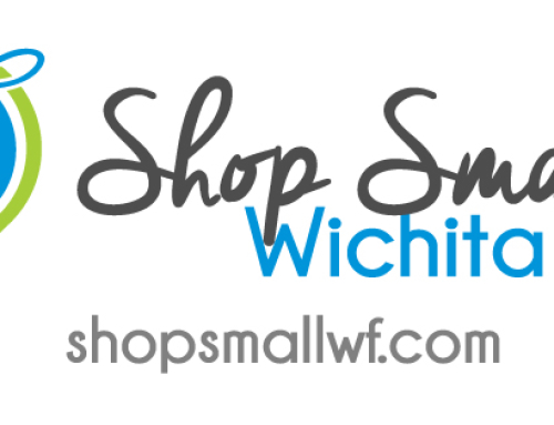 Shop Small Wichita Falls Logo