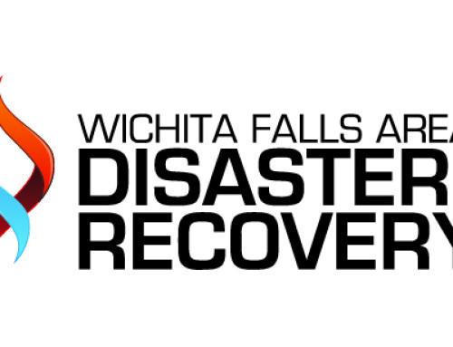 Wichita Falls Disaster Recovery Logo